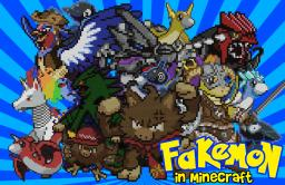 Fakemon Sprite Collection (w/ Timelapses) Minecraft Map & Project