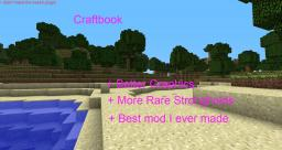 [1.3.2] Craftbook Unlimited -better graphics, adds rubys, generation and more Minecraft Mod