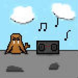 My interpretation of DancingWalrus Minecraft