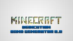 Sand Generator v2.0 [1.3.1+] Minecraft Map & Project