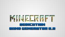 Sand Generator v2.0 [1.3.1+] Minecraft Map & Project