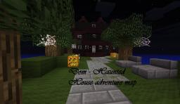 Haunted House MINI Adventure map Minecraft Map & Project