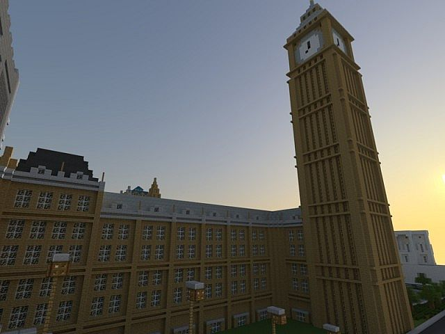 Big Ben, Houses of Parliament - Westminster Palace ...