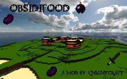 [1.3.2] ObsidiFood - Obsidian Apples! Minecraft Mod