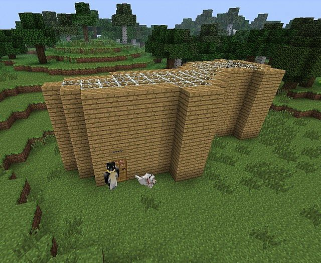 Breeding building
