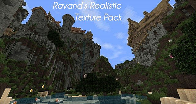 Ravand's Realistic Texture Pack