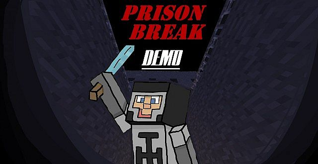 The Prison Break Demo Minecraft Project