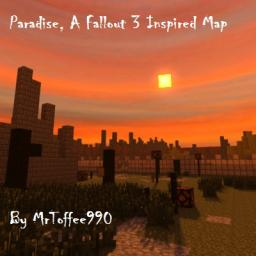 Paradise, A Fallout 3 Inspired Map (adventure map) Minecraft Map & Project