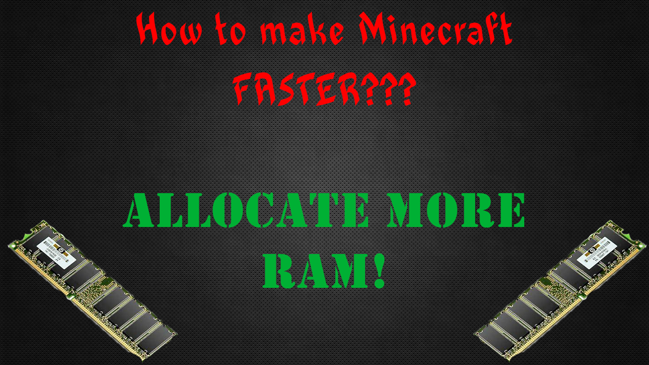 minecraft how to make run faster