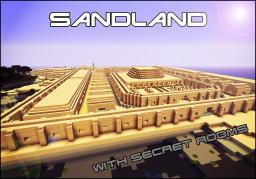 Sandland!~Download in description! ~ Minecraft Map & Project