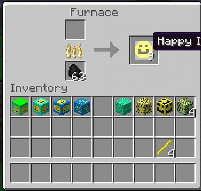 The Happy Mod (BETA) Minecraft Mod