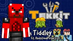 Let's Play Tekkit! With Tiddley & TheRedstoneProjectz Minecraft Blog