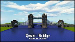 Tower Bridge, London (1:1) Minecraft Map & Project