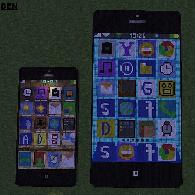 Favori Minecraft IPhone 5 Minecraft Project JQ24