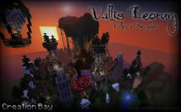 Vallis Deorum- Valley of the Gods. Minecraft Map & Project