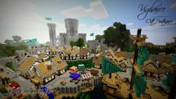 The Hight Tower And The Village Of Aran Minecraft Map