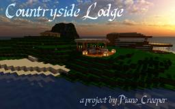 Countryside Lodge Minecraft Map & Project