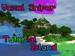 Voxel Sniper Tutorial; Island & Basics Minecraft