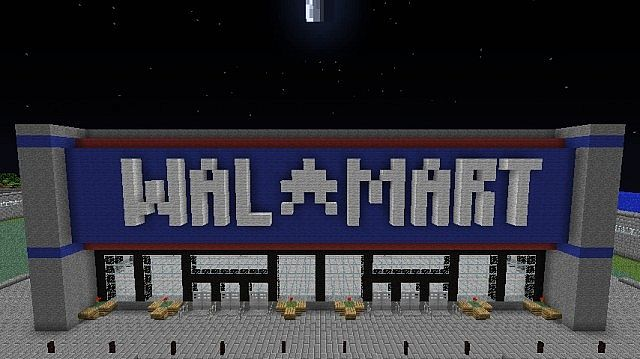 Walmart Minecraft Project