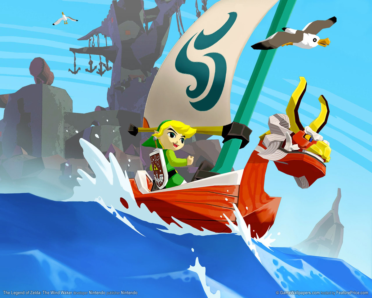 Image result for wind waker