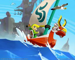 The Legend Of Zelda The Wind Waker All 49 Islands Minecraft