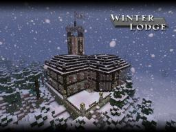 Winter Lodge Minecraft Map & Project