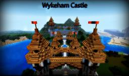 Wykeham Castle (+Download, Dragon Ship, Village, and More) Minecraft Map & Project