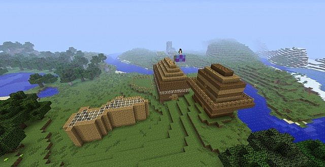 Simply Horses Ranch Minecraft Project