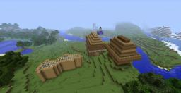 Simply Horses Ranch Minecraft Map & Project