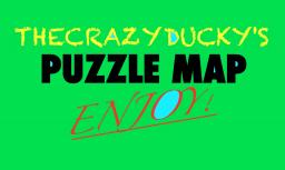 Duck's 1st PUZZLE MAP Minecraft Map & Project
