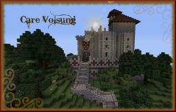 Caer Volsung -- Traditional Medieval Fortress Minecraft