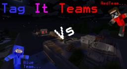 Tag It Teams! HUGE UPDATE 1.8! Minecraft Map & Project