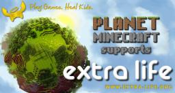 PMC Extra Life streaming server Minecraft Server