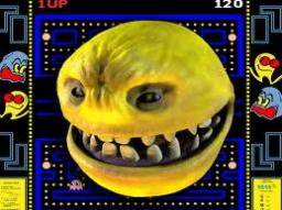 This is what Pacman really looks like Minecraft Blog