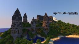 spiritu de castelo Minecraft Map & Project