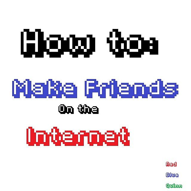 how to make internet friends yahoo