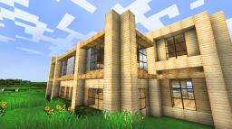 Sunset Manor Minecraft Map & Project
