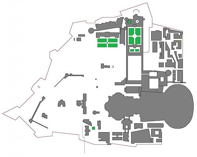 OLD map of the city that I created in Paint. This will of course be replaced with a new version, 25 percent bigger.