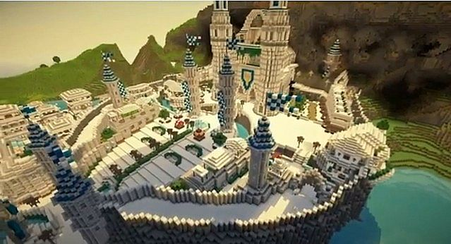 Best minecraft creations ever download minecraft project for Crazy craft 3 0 server