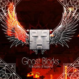 Ghast Blocks || Creative avatars Minecraft Blog Post