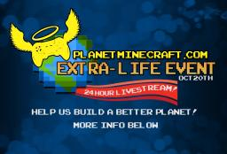 PMC Extra-Life Fundraiser Announcement Video! Minecraft