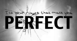 No One is Perfect - A Blog Minecraft Blog