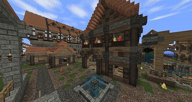 [1.7.2|64x64] Ravand's Realistic Minecraft Texture Pack
