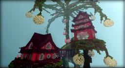 Japan Project Minecraft Map & Project