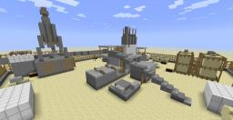 Minecraft - CoD MW2 - Map Rust [+Download] Minecraft Map & Project