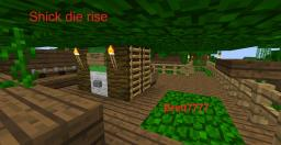 Shick die rise --- Nazi zombies Minecraft Project