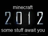 2012 Minecraft Project