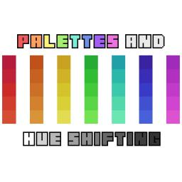 Tutorial: Palettes and Hue Shifting Minecraft Blog Post