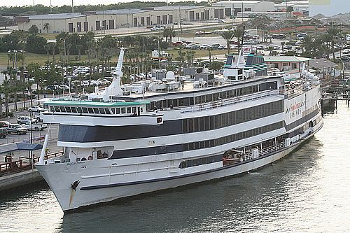 Casino Boat At Port Canaveral