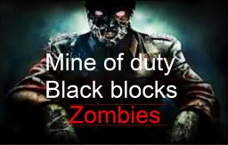 Call of duty Zombies texture pack Minecraft